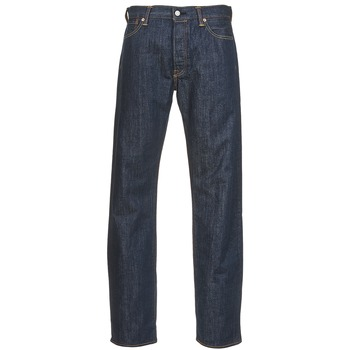 Textil Homem Calças Jeans Levi's 501 LEVIS ORIGINAL FIT Azul