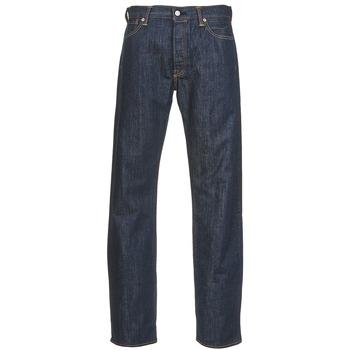 Textil Homem Calças Jeans Levi's 501® Levi's®ORIGINAL FIT Azul