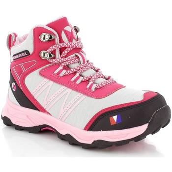 Sapatos Criança Sapatos de caminhada Kimberfeel VINSON Rosa
