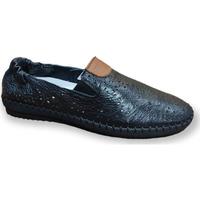 Sapatos Mulher Mocassins Bipedes BONAFLEX 10589 PRETO Preto
