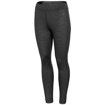 Textil Mulher Collants 4F LEG016 Preto