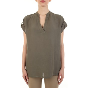 Textil Mulher Tops / Blusas White Wise WW1319 Multicolor
