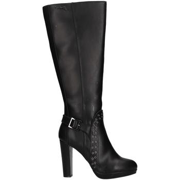 Sapatos Mulher Botas Gattinoni PINMD0920WC Preto