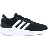 Sapatos Criança Sapatilhas adidas Originals Lite Racer 20 K Branco, Preto