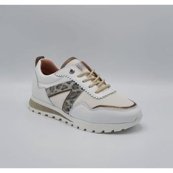 Sapatos Mulher Sapatilhas Bipedes 1869A Branco Branco