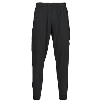 Textil Homem Calças de treino Nike NIKE DRI-FIT Preto / Branco