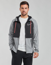 Textil Homem Sweats Nike M NK TF HD FZ NVLTY Preto / Branco