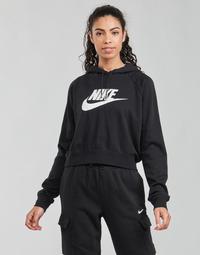 Textil Mulher Sweats Nike NIKE SPORTSWEAR ESSENTIAL Preto / Branco