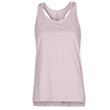 Textil Mulher Tops sem mangas Nike NIKE YOGA Violeta