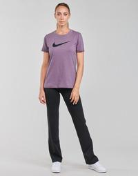 Textil Mulher Calças de treino Nike W NK PWR CLASSIC PANT Preto