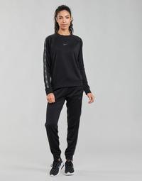 Textil Mulher Calças de treino Nike W NSW PK TAPE REG PANT Preto