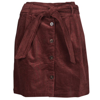 Textil Mulher Saias Betty London PAOLINA Bordô