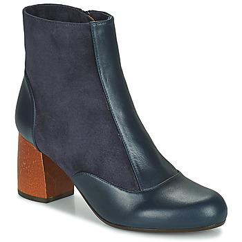 Sapatos Mulher Botins Chie Mihara MICHELE Marinho