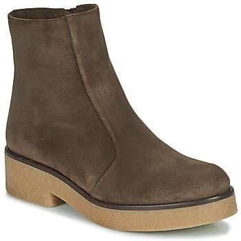 Sapatos Mulher Botas baixas Chie Mihara YETI Preto