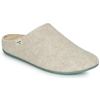 Sapatos Mulher Chinelos Victoria NORTE FIELTRO Cinza