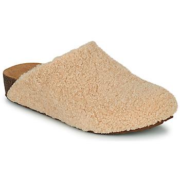 Sapatos Mulher Chinelos Steve Madden VESA Bege