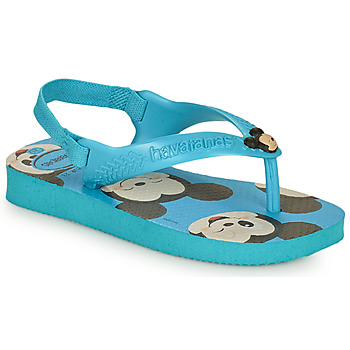 Sapatos Rapaz Chinelos Havaianas BABY DISNEY CLASSICS II Azul