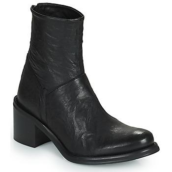 Sapatos Mulher Botas Regard FELIX Preto