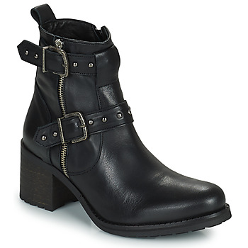 Sapatos Mulher Botas Regard UGLAS Preto
