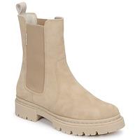 Sapatos Mulher Botas baixas Bullboxer 610507E6CAALMD Bege