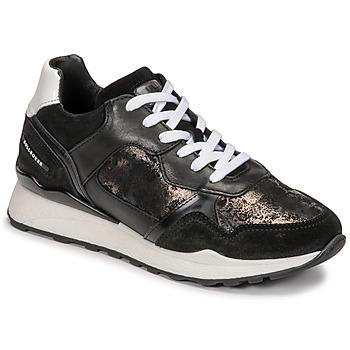 Sapatos Mulher Sapatilhas Bullboxer 939004E5C_BLWH Preto