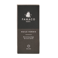 Acessórios Produto de tratamento Famaco FLACON HUILE VERNIS 100 ML FAMACO NOIR Preto