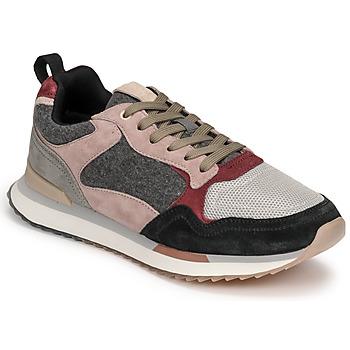 Sapatos Mulher Sapatilhas HOFF JERSEY Rosa / Cinza / Preto