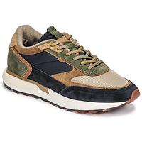 Sapatos Homem Sapatilhas HOFF GAUCHO Castanho / Azul / Cáqui