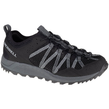 Sapatos Homem Sapatilhas de corrida Merrell Wildwood Aerosport Noir