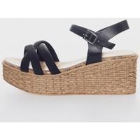 Sapatos Mulher Sandálias Porronet 2731 Negro