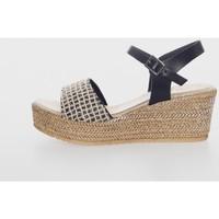 Sapatos Mulher Sandálias Porronet 2735 Negro