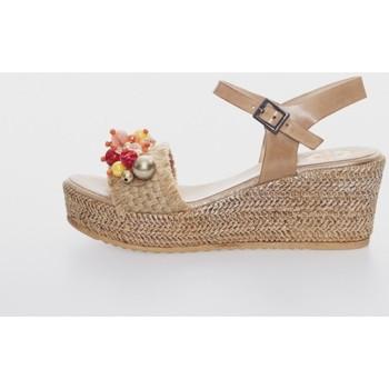 Sapatos Mulher Sandálias Porronet 2740 Beige