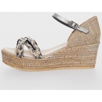 Sapatos Mulher Sandálias Porronet 2739 Gris