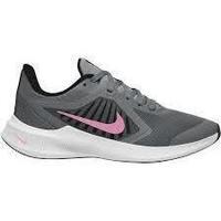 Sapatos Criança Sapatilhas de corrida Nike Downshifter 10 GS Preto, Cinzento, Cor-de-rosa