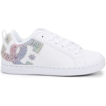 Sapatos Mulher Sapatilhas DC Shoes 300678TRW Branco