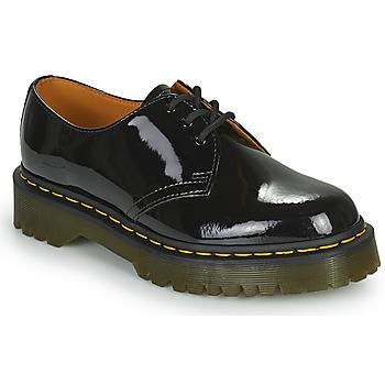 Sapatos Mulher Sapatos Dr Martens 1461 BEX Preto