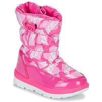 Sapatos Rapariga Botas de neve Agatha Ruiz de la Prada APRESKI Rosa