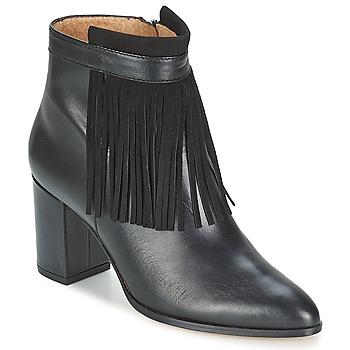 Sapatos Mulher Botins Fericelli JOVELIO Preto