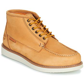 Sapatos Homem Botas baixas Timberland NEWMARKET II BOAT CHUKKA Trigo