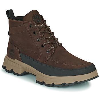 Sapatos Homem Botas baixas Timberland TBL ORIG ULTRA WP CHUKKA Castanho