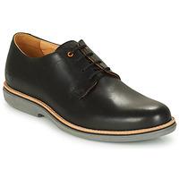 Sapatos Homem Sapatos Timberland CITY GROOVE DERBY Preto