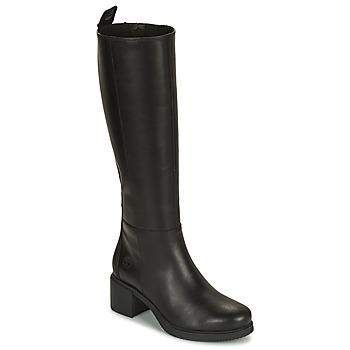 Sapatos Mulher Botas Timberland DALSTON VIBE TALL BOOT Preto