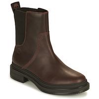 Sapatos Mulher Botas baixas Timberland LISBON LANE CHELSEA Castanho