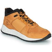 Sapatos Criança Sapatilhas Timberland SOLAR WAVE LOW Trigo