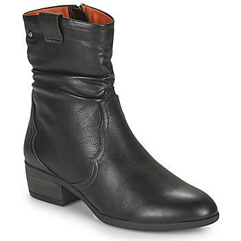 Sapatos Mulher Botins Pikolinos DAROCA Castanho