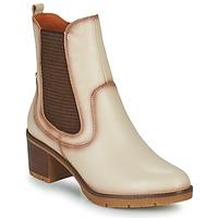 Sapatos Mulher Botins Pikolinos LLANES Marfim