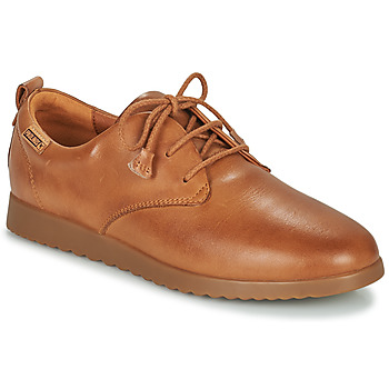 Sapatos Mulher Sapatos Pikolinos MALLORCA Castanho