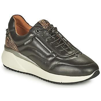 Sapatos Mulher Sapatilhas Pikolinos SELLA Preto