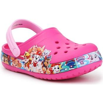 Sapatos Rapariga Tamancos Crocs FL Paw Patrol Band Clog 205509-670 pink