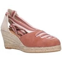 Sapatos Mulher Alpargatas Paseart ROM/A429 rosa prada Mujer Rosa rose